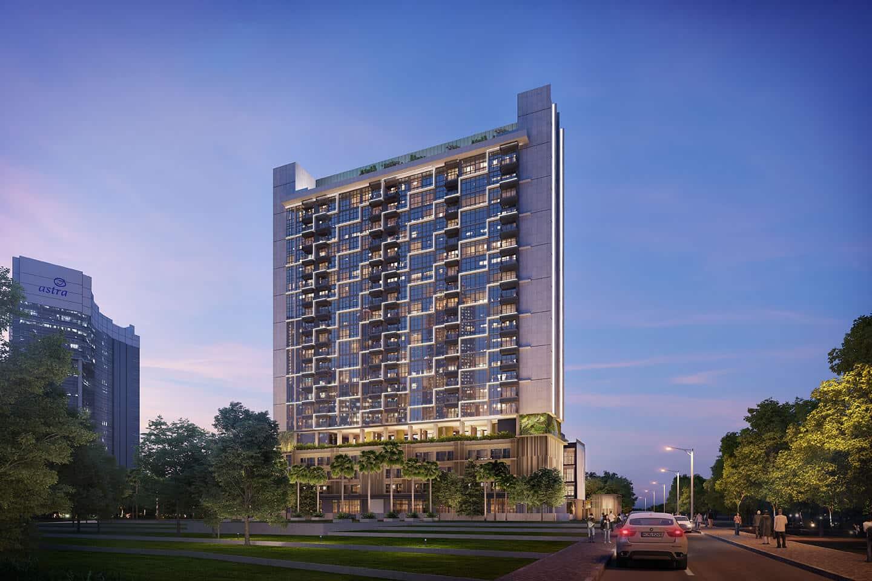 Arumaya Apartment - EyeLevel_NorthSide