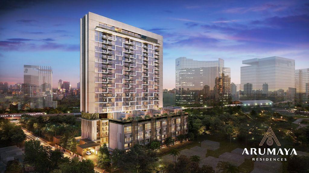 Investasi Apartemen - Arumaya Residence