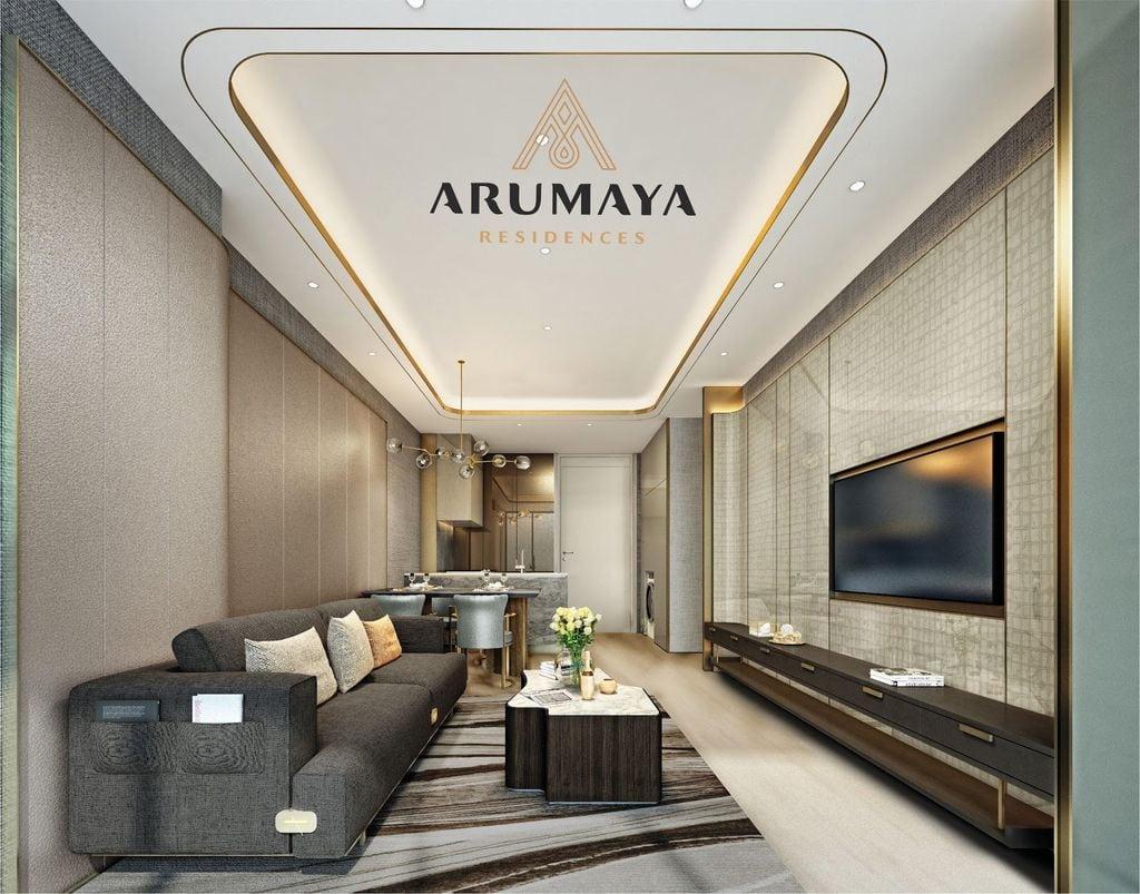 Apartemen Yang Menjanjikan - Arumaya Residences