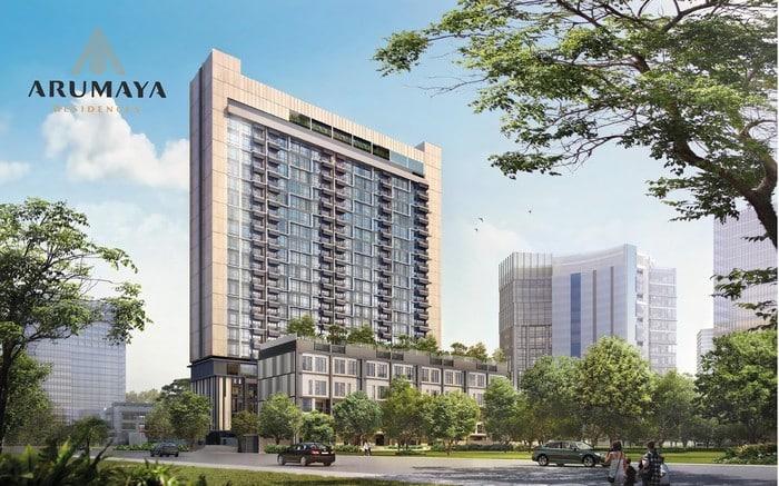 investasi apartemen arumaya di jakarta selatan